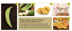 Big Banana Green Plantain Products_Tostones