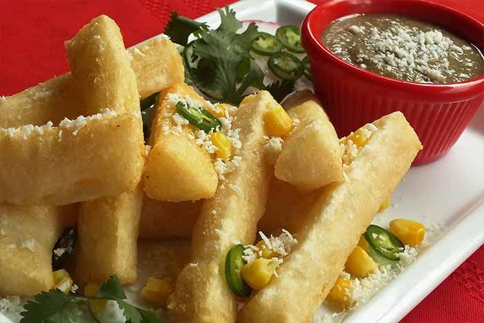 mic food yuca fries