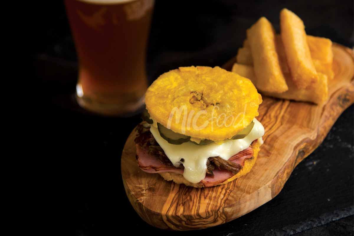 MIC Food Hawaiian Toston Sandwich