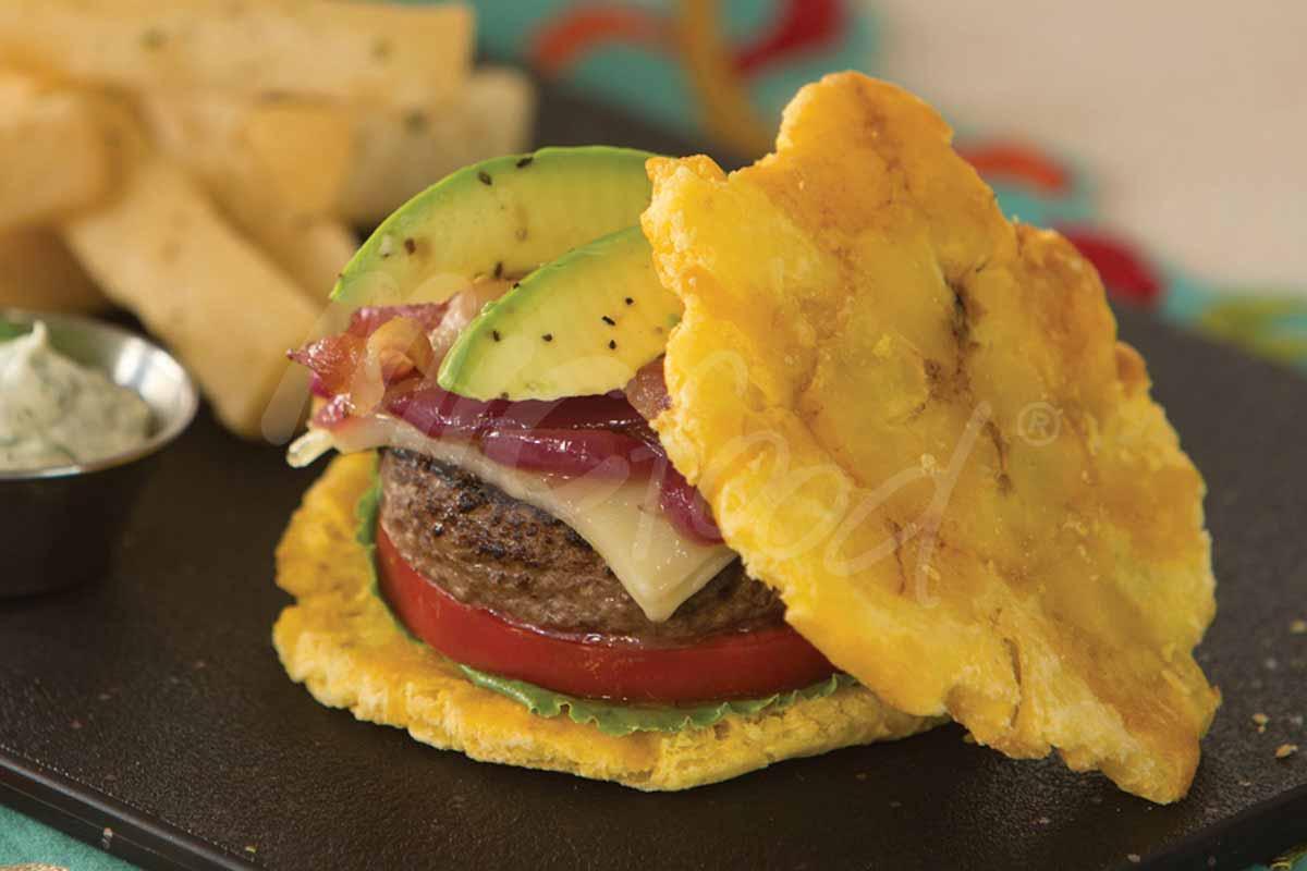 MIC Food California Toston Burger