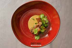MIC Food Chefs Roll Chef Mikel Anthony
